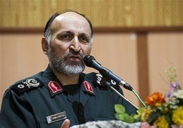Sardar Hejazi, the successor of the Quds Force, died