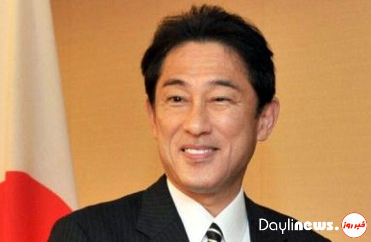 The Prime Minister of Japan was introduced